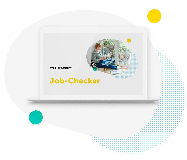 Work Life Romance Job-Checker
