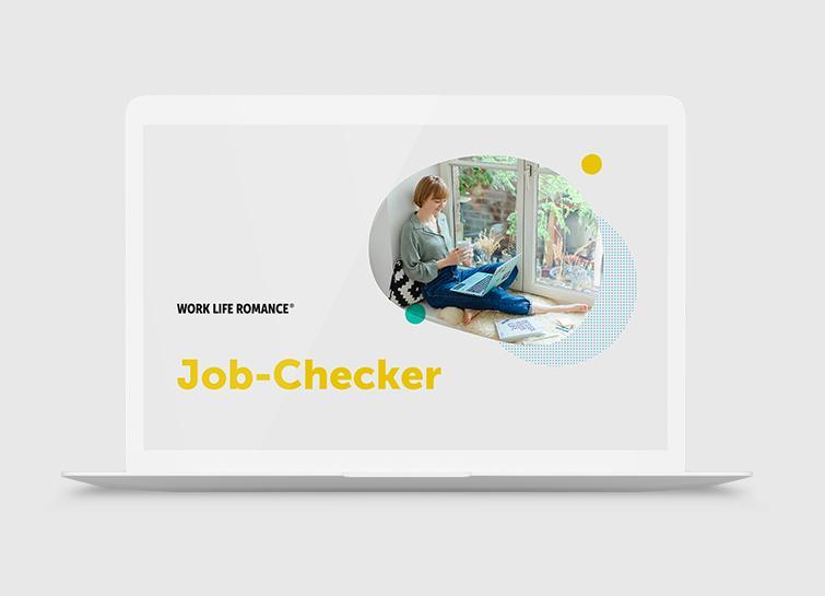 Work Life Romance - Freebie Job-Checker