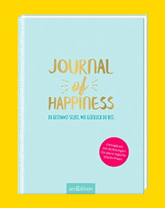 Journal of Happiness Buch