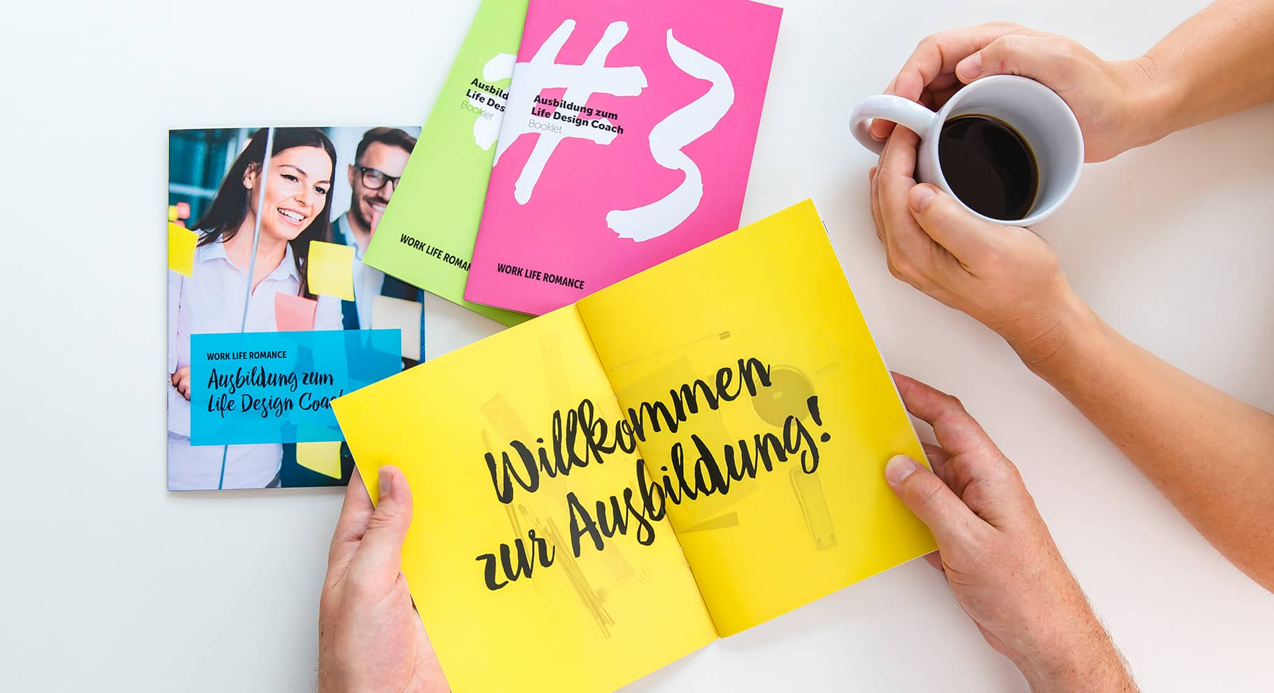 Broschüre - Life Design Coach