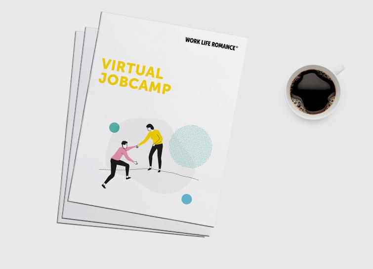 Work Life Romance - Freebie Virtual Jobcamp