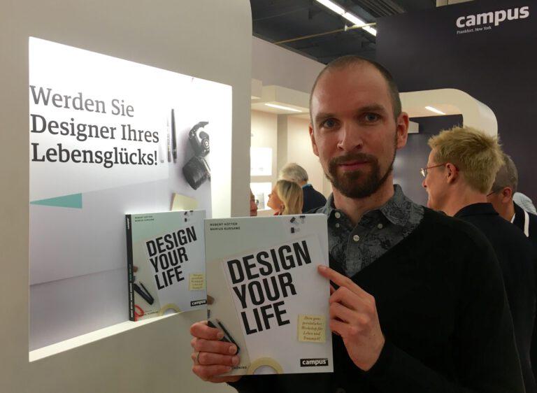 Was ist ein Life-Designer? Auf der Frankfurter Buchmesse…