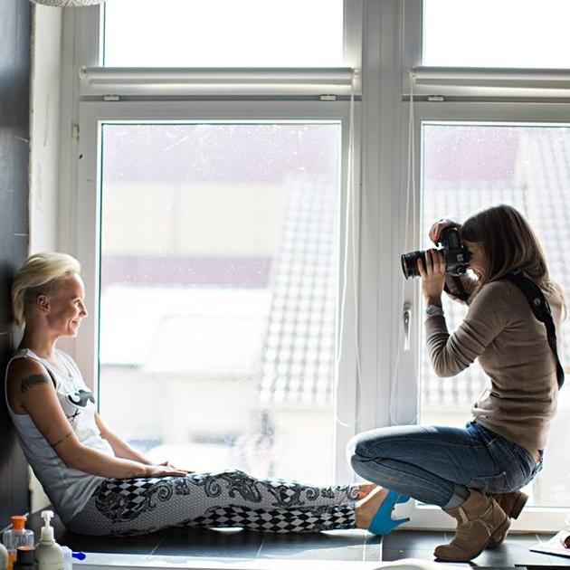 Von der HR-Expertin zur Fotografin