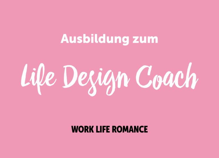 Ausbildung zum Life Design Coach – Herbst