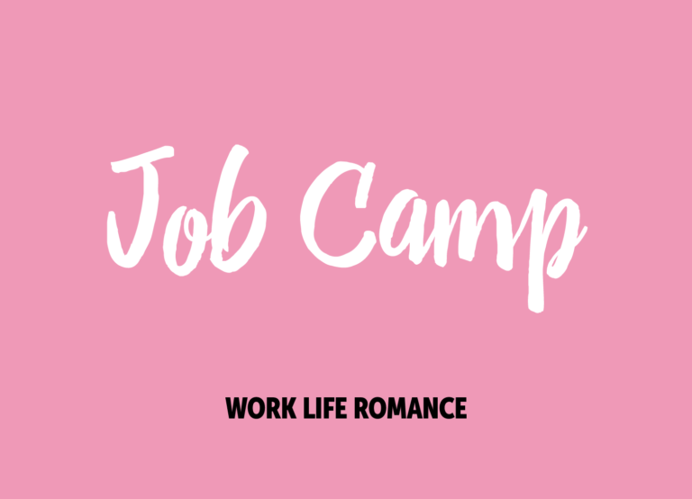 Job Camp – 30.04.2021