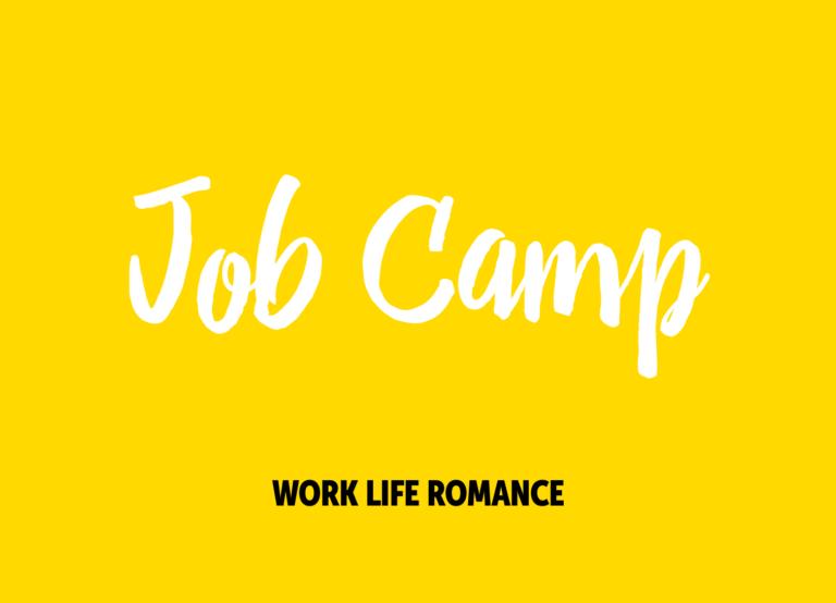 Job Camp – 12.03.2021