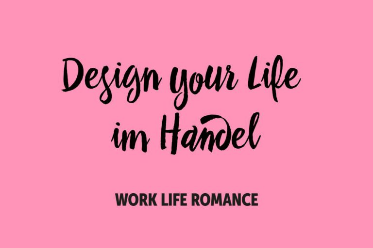 """Design Your Life!"" – Ab 10. Sept. im Handel"