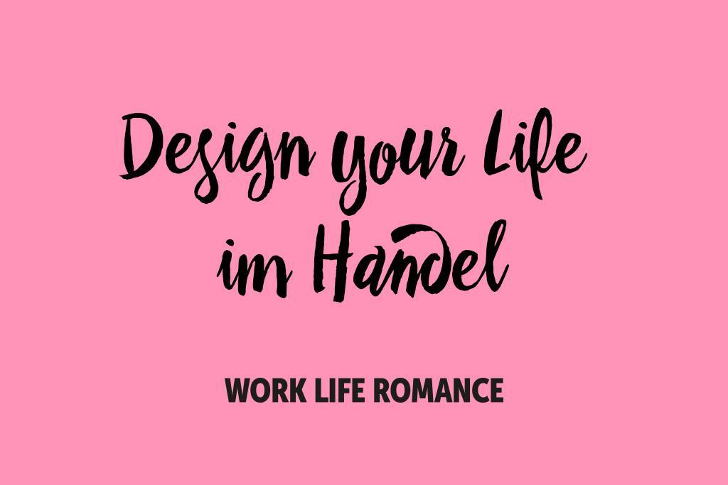 """Design Your Life!"" – Ab 10. Sept. im Handel"