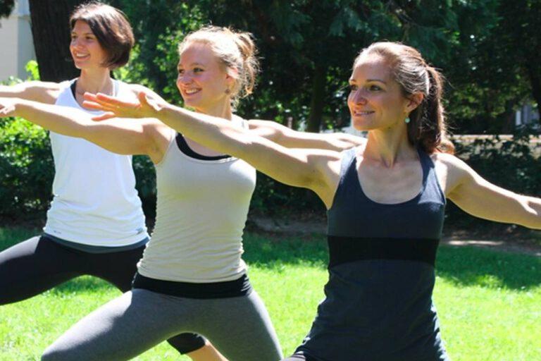 Von der Unternehmensberaterin zur Yoga-Lehrerin