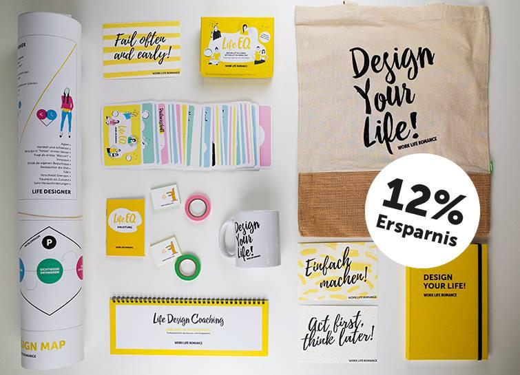 Bundle* Coaching Kit Life Design